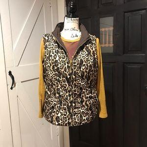 Reversible ladies vest